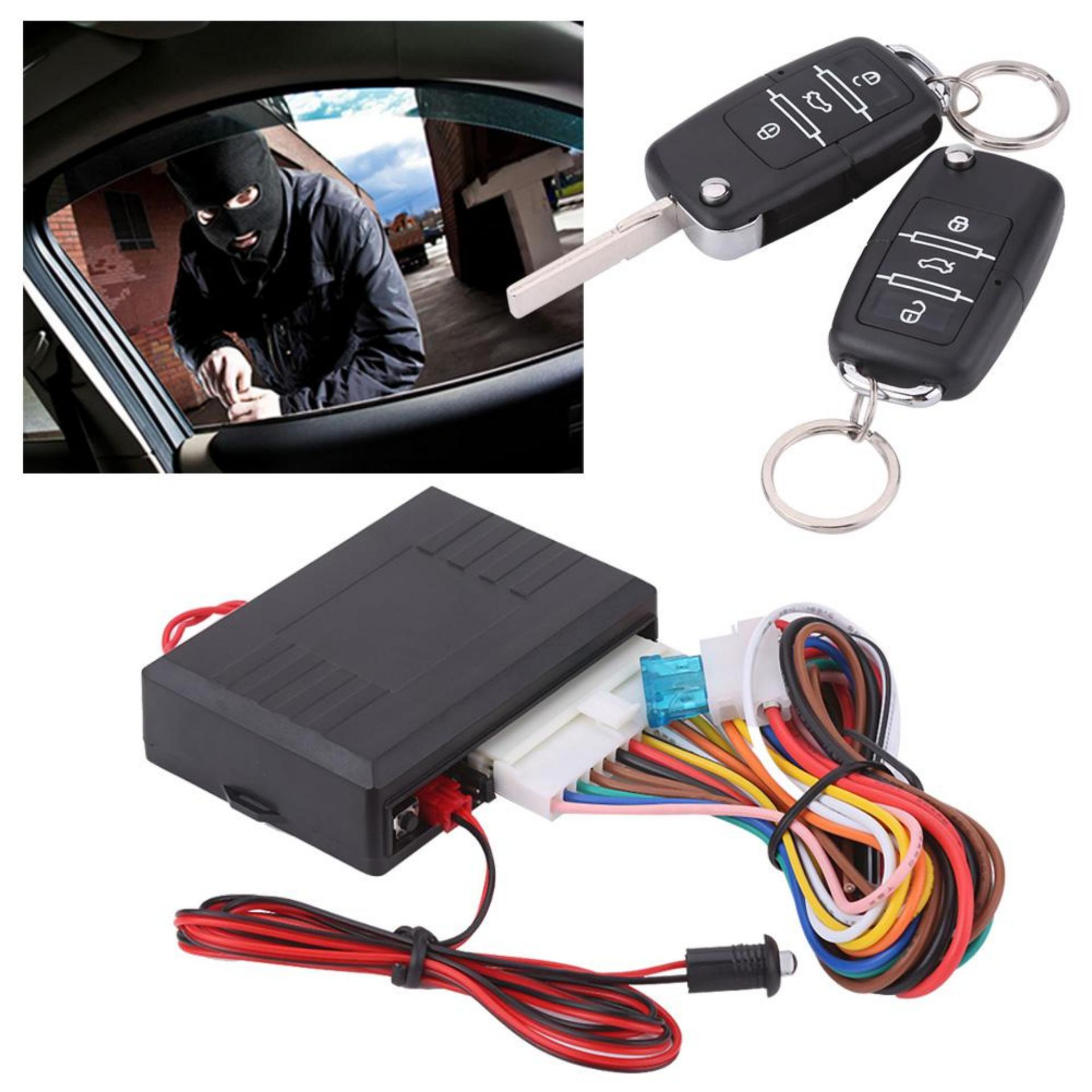 Alarm System For Sale Car Accessories Online Brands How To Install On Universal Door Lock Locking Keyless Entry Remote Central Control Kit Intl