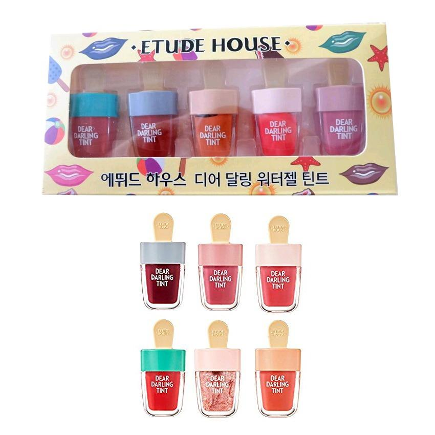 Water Gel Tint- Darling Complete Set - 5pcs Philippines