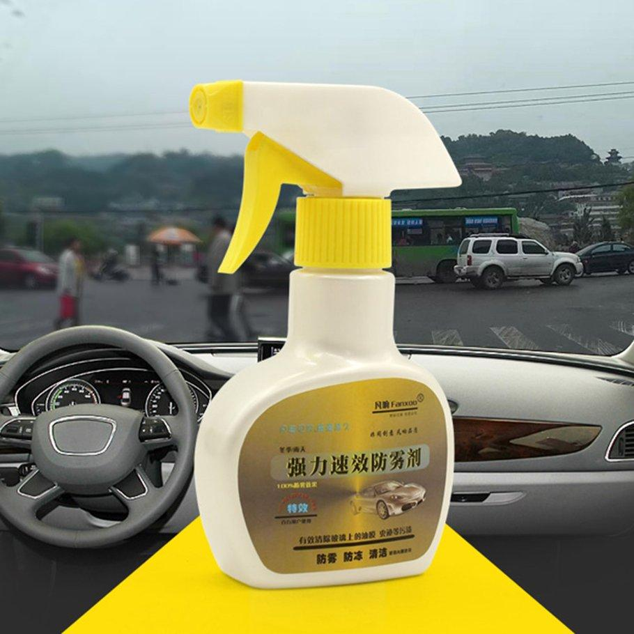 Nyaman 150 Ml Mobil Auto Anti-Kabut Coating Penolak Air Anti Hujan Kaca Depan Agen