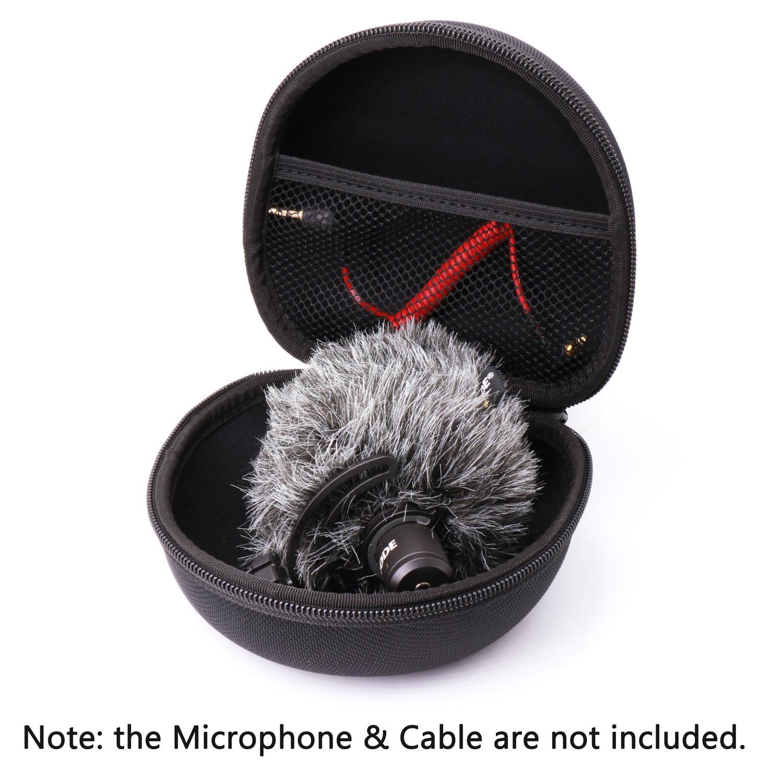 Buy Sell Cheapest Tenstar Boya By Best Quality Product Deals M1 Clip On Mic Microphone For Canon Nikon Sony Dslr Camera Kamera Universal Video Camcorder Iphone Baru Perjalanan Sulit Eva Case Untuk Mm1 Mikrofon