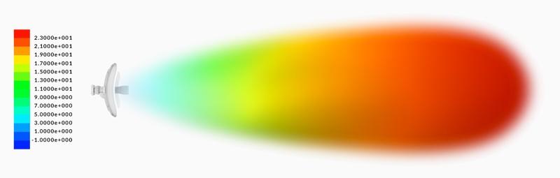 Ubiquiti LiteBeam 5AC 23 (LBE-5AC-23)