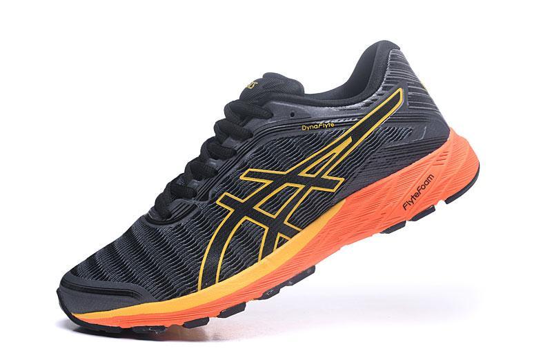"Asics Resmi ""Harimau Onitsuka"" Sepatu Lari Biru Hijau Penjualan Global Pria  DynaFlyte 43260ef19c"