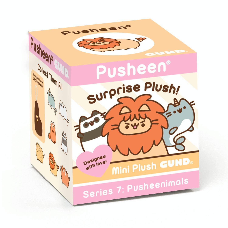 Original Pusheen By Gund Philippines Price Sushi Surprise Plush Blind Box Series 7 Pusheenimals