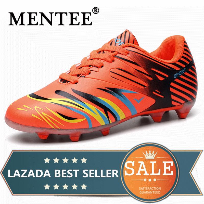 Mentee Ukuran 32-45 Pria dan Wanita Sepatu Sepak Bola Sepatu Sepakbola Anak- anak 1b1a308086