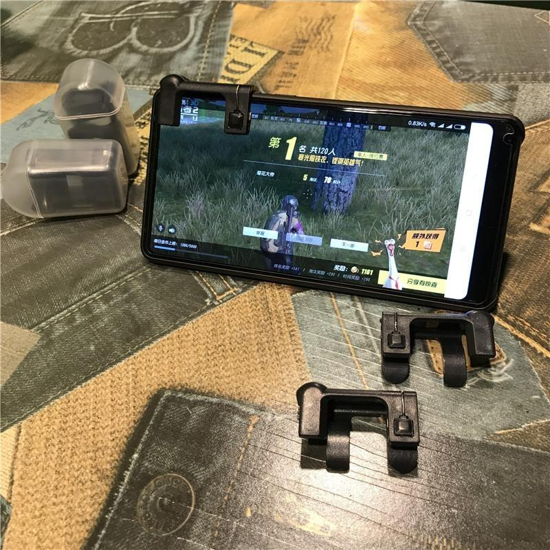 L1R1 Version 1 - SHARPSHOOTER FOR RULES OF SURVIVAL/PUBG MOBILE CONTROLLER
