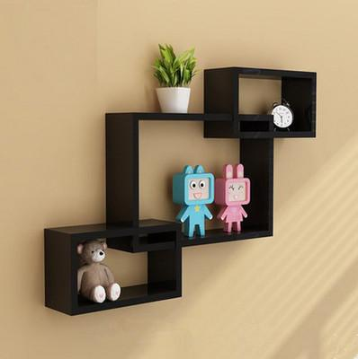 Creative Wall Mounted Storage Rack