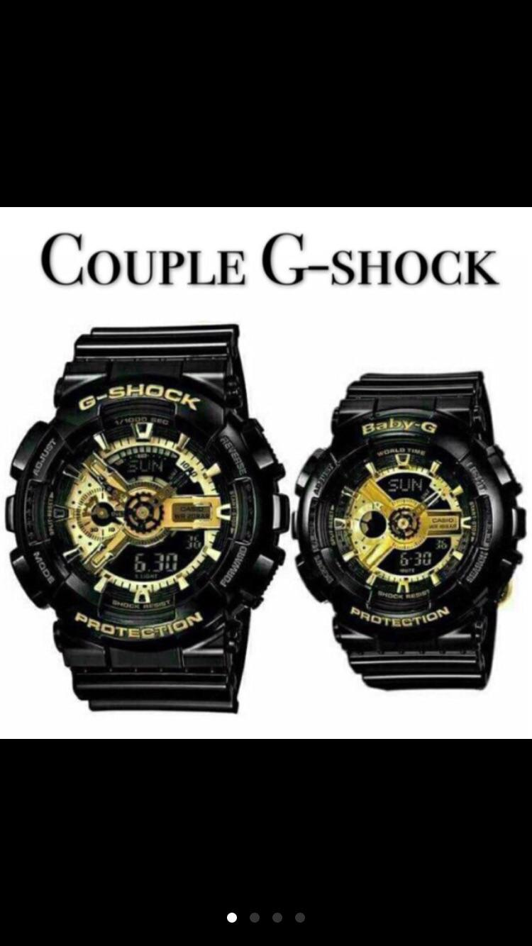 Buy Sell Cheapest Casio Gshock G Best Quality Product Deals Baby Bga 230 7b2 Original Babyg Couple Shock Watches Watch Water Resist
