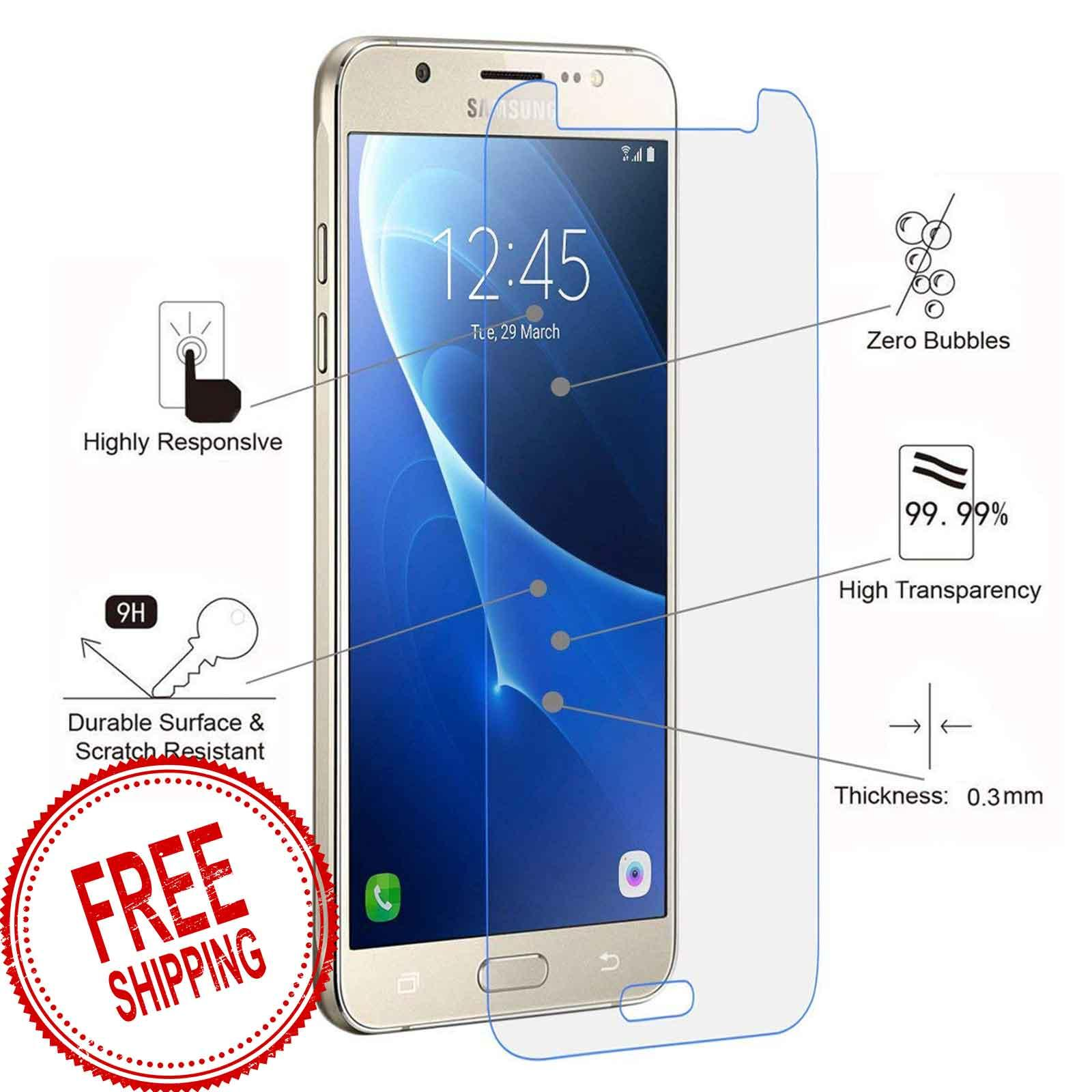 Tempered Glass for Samsung Galaxy J5 2016 J510 / J5 2015 J500 / J5 Pro 2017