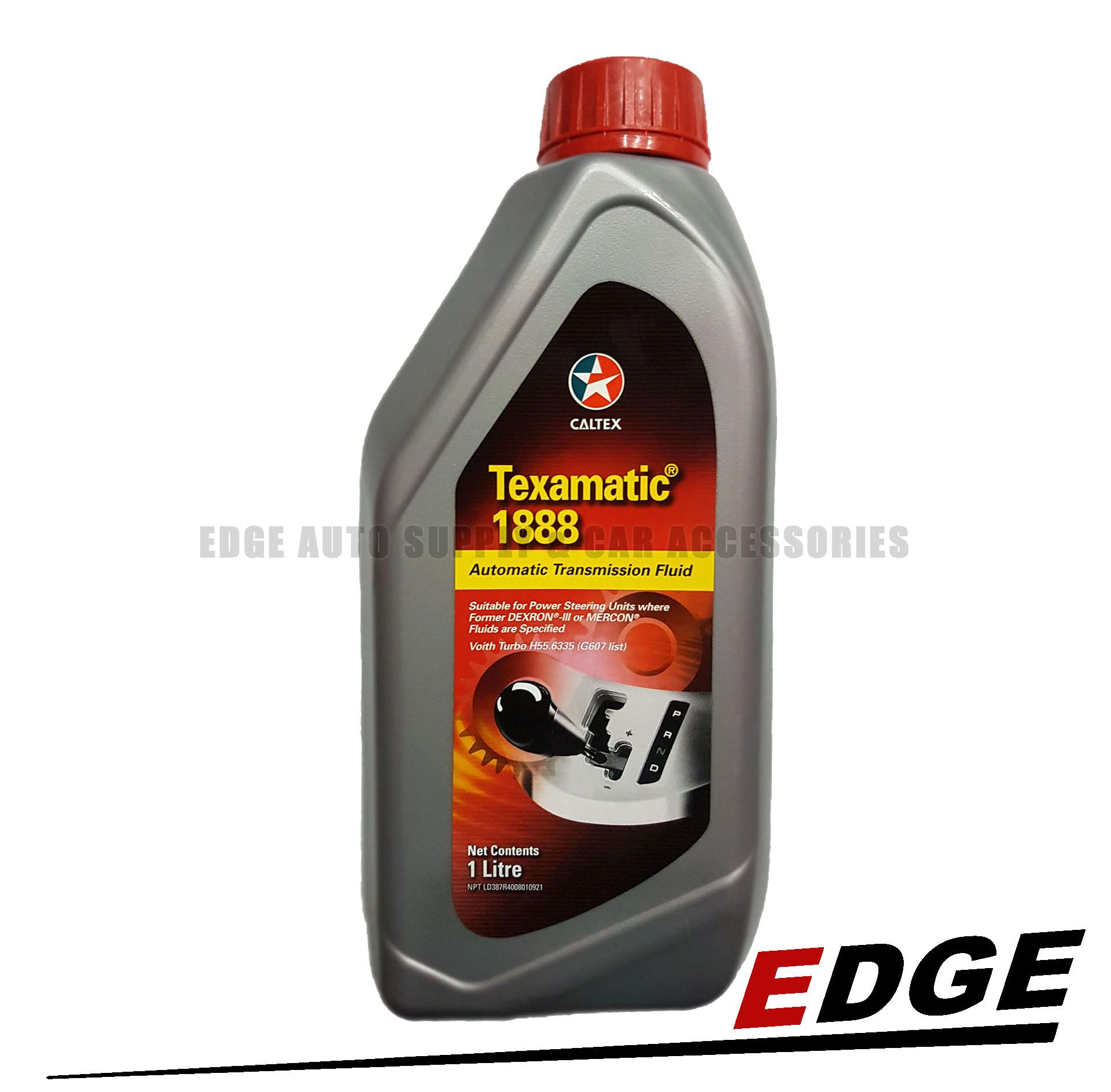 Caltex Texamatic 1888 Automatic Transmission Fluid ATF 1L