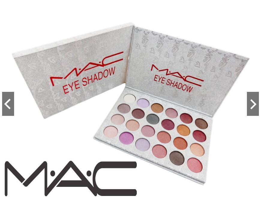 MAC 24 SHADES EYE SHADOW Philippines