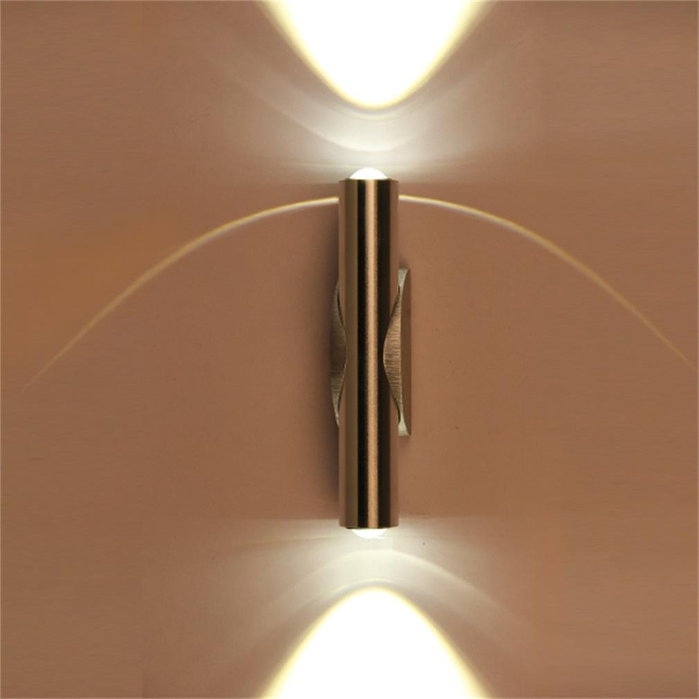 cheap sconce lighting. NO.1 6W Day White LED Wall Light Up Down Lamp Sconce Mirror Spot Lights Cheap Lighting