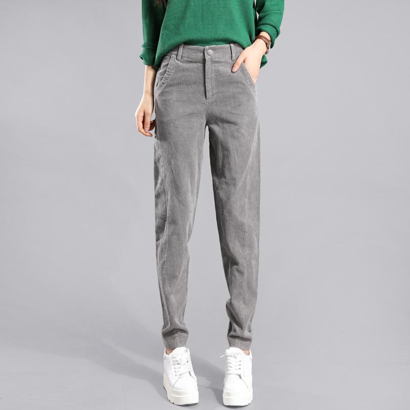 Olah Raga Celana santai celana panjang wanita Musim Semi dan Musim Gugur  2018 model baru Gaya 92e85f0d15