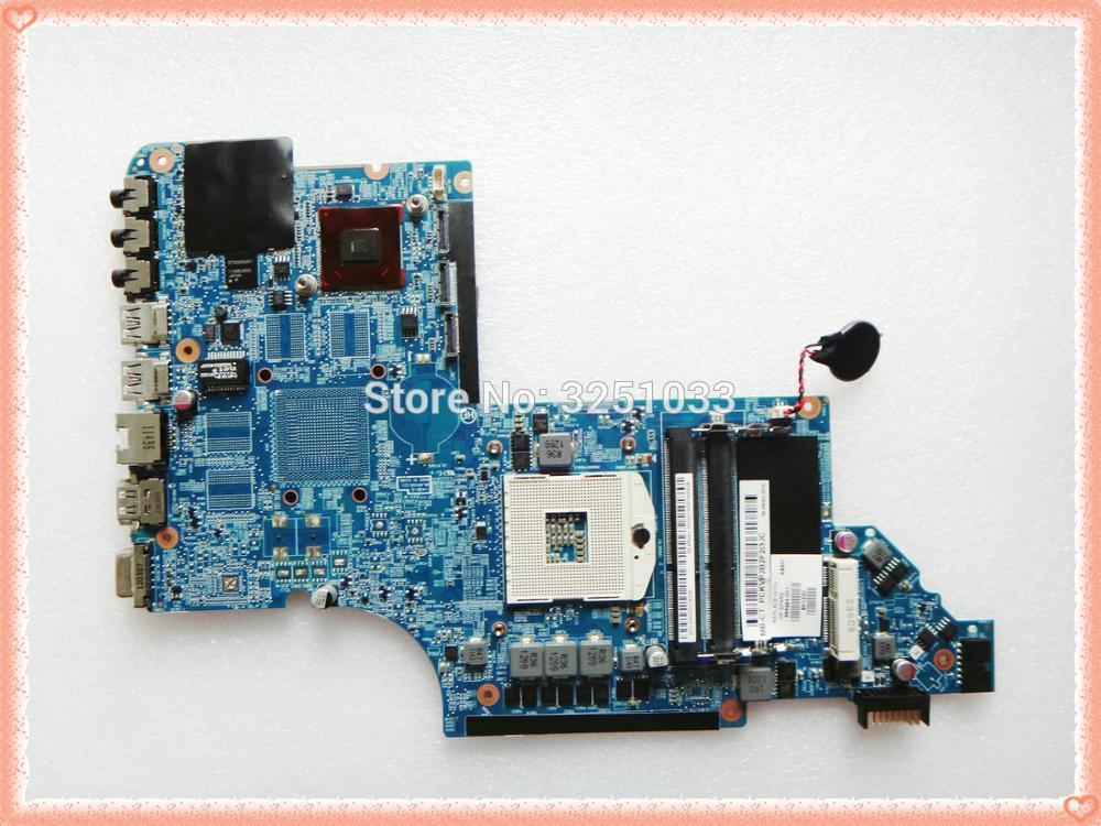 665993-001 FOR HP PAVILION DV7T-6C00 NOTEBOOK for HP Pavilion DV7 DV7-6000 Laptop Motherboard DDR3 HM65 - intl
