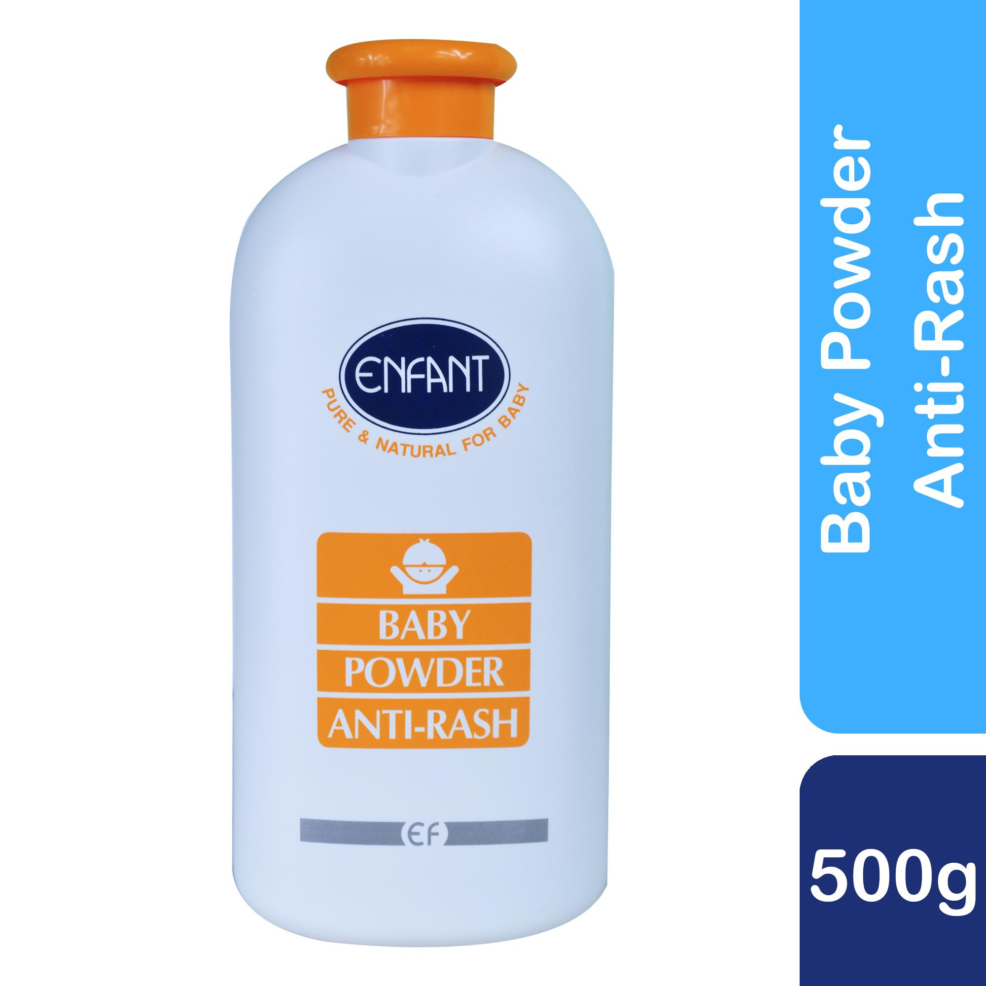 Enfant Baby Anti Rash Powder 500 Grams By Enfant Specialty Shop.