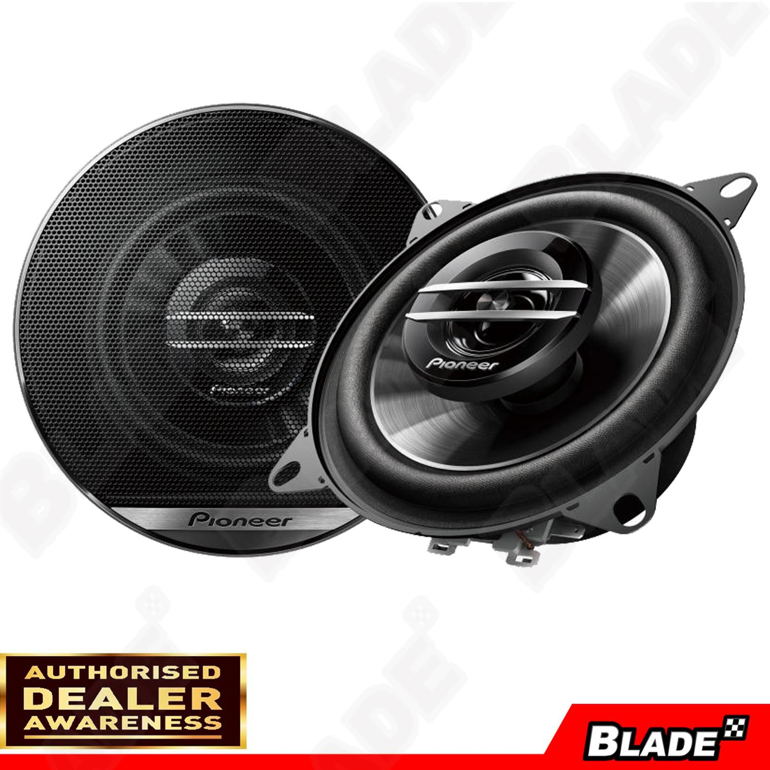 Pioneer Philippines Car Speakers For Sale Prices Speaker Ts F1634r Coaxial 2way G1020gf0w 10cm Dual Cone Pair