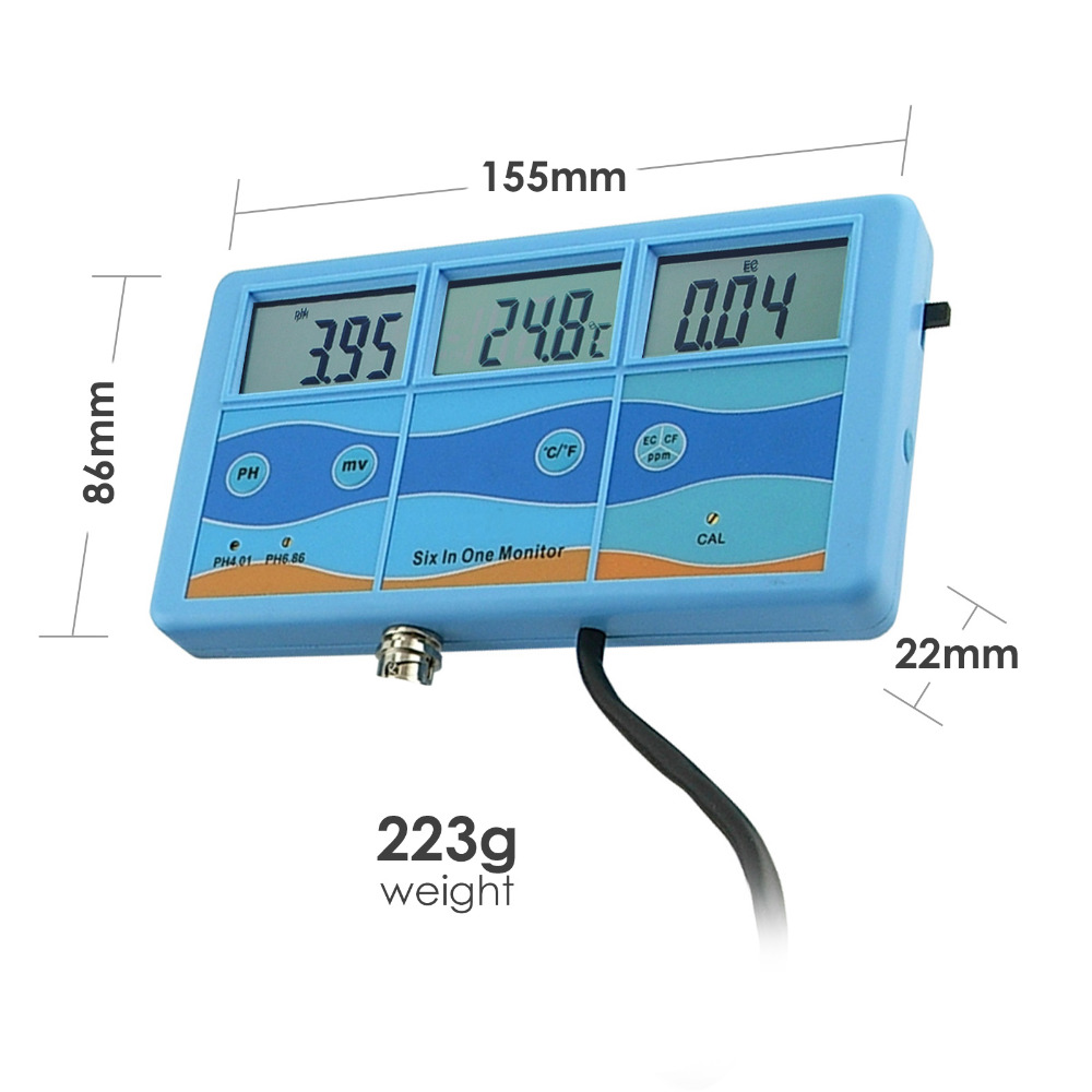 gain-express-gainexpress-PH-meter-PHT-027-dimension