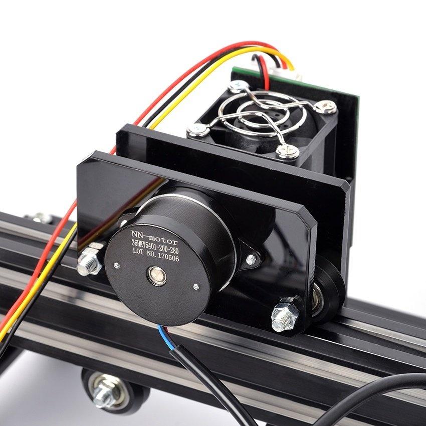 15000MW Laser Engraving Engraver Machine,Metal Engrave Marking CNC Router  Machine,Metal Carving Machine - intl