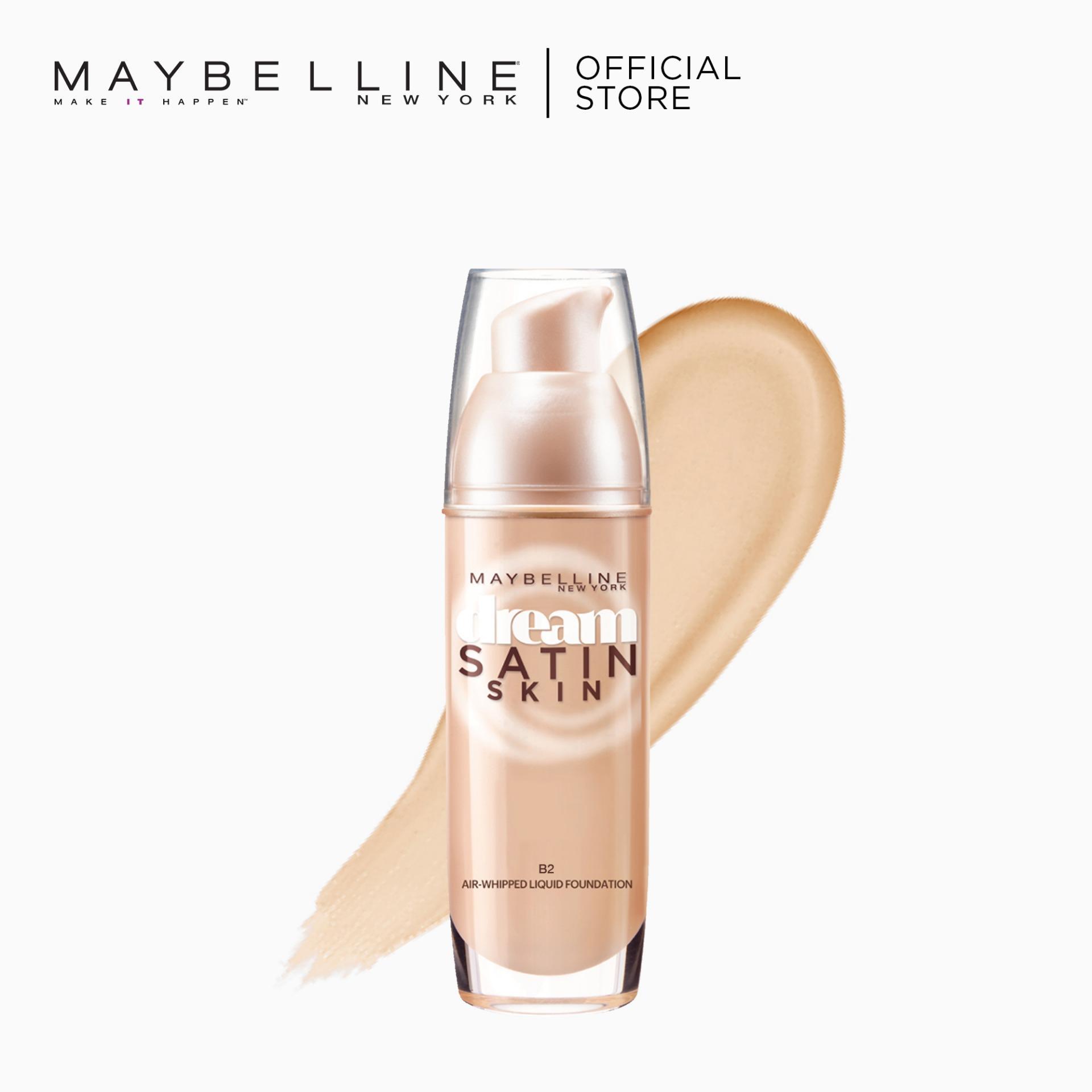 Maybelline Dream Satin Skin Liquid Foundation 30 mL - B2 Philippines