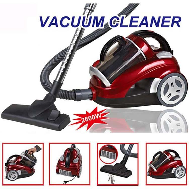 Leifen multi-stage cyclone vacuum cleaner 2600W high-power stepless speed regulator vacuum cleaner