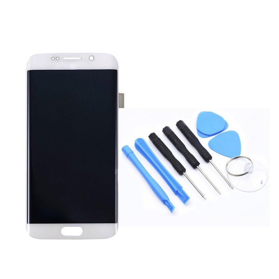 Pkpns LCD G920F/G920A/V/T/P Layar Sentuh Pengganti Layar untuk Samsung Galaxy S6 Edge