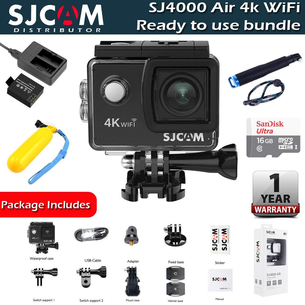 Sjcam Cam Philippines Camera For Sale Prices Reviews Sportcam Non Wifi Action Gopro Sj4000 Air Bundle Full Hd 4k Sport Dv 20 Inch Screen