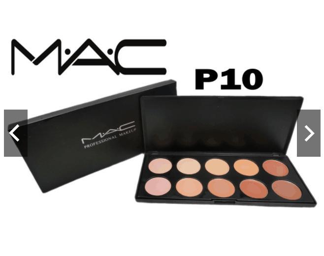 Matte make up palette 10 shades eyeshadow Philippines