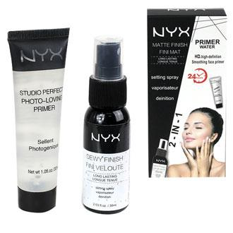 NYX MATTE FINISH FINI MAT PRIMER WATER 30ML+30ML 2IN1 Philippines