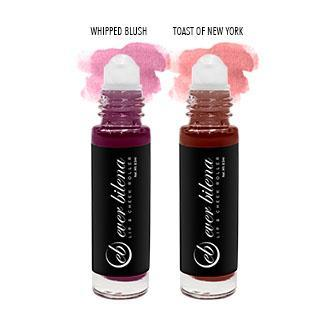 2 pcs. EB Lip & Cheek Roller - Whipped Blush & Toast of New York Philippines