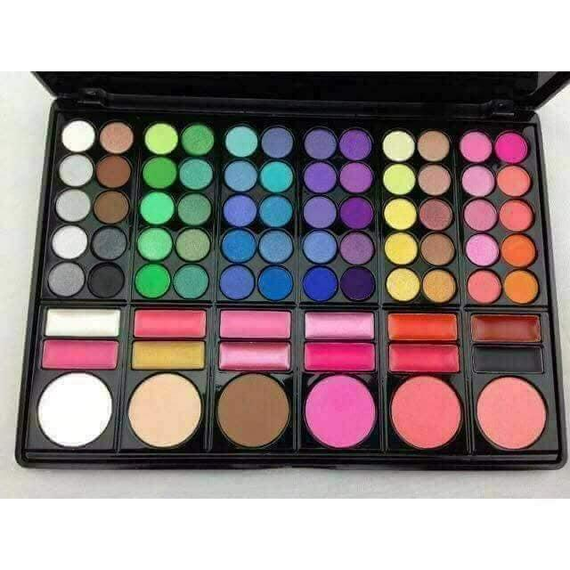 Merry Sun Make Up Kit 78 Palette Philippines
