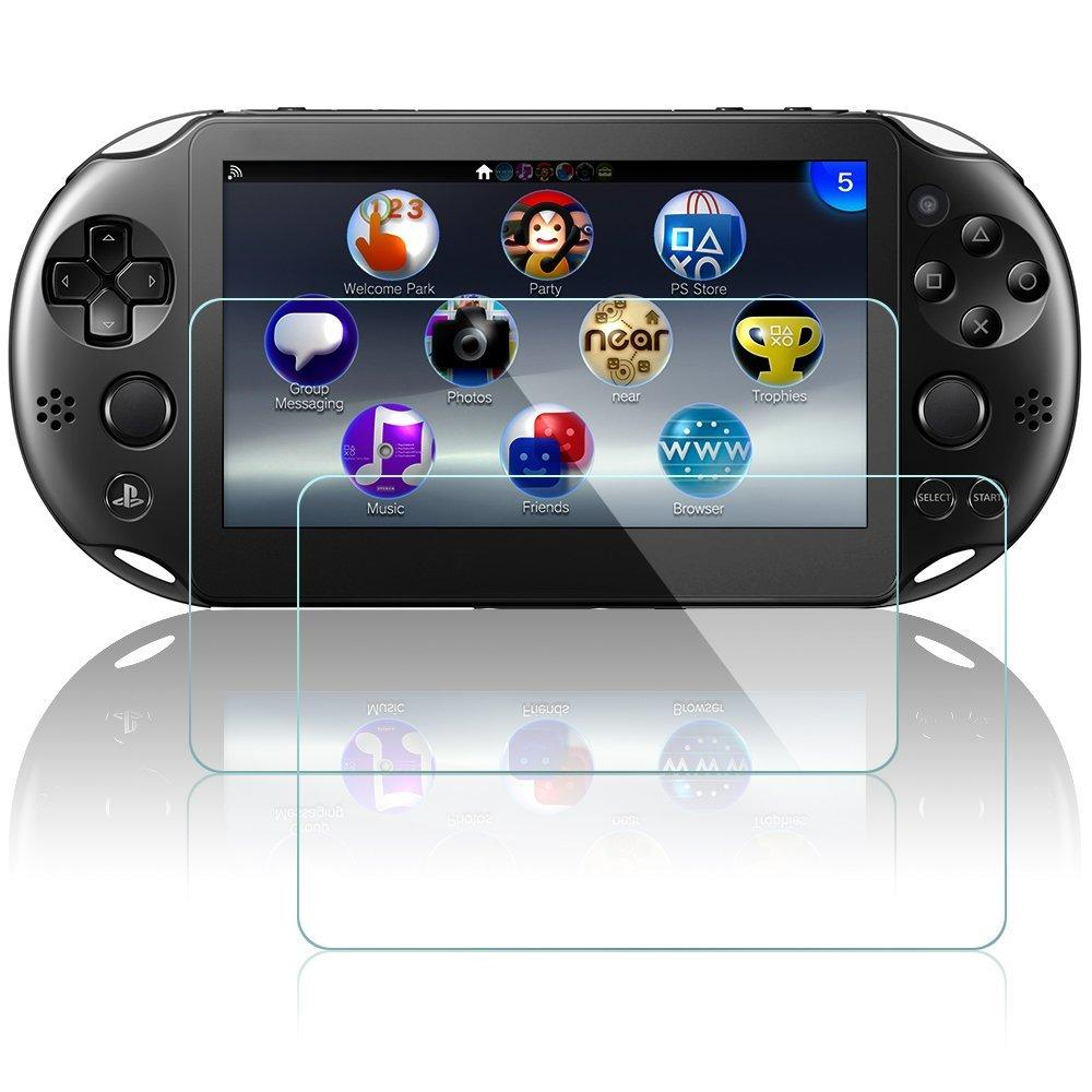 Back Cover LCD Screen Protector for PS Vita (Clear) (Intl)PHP349 · PHP 500