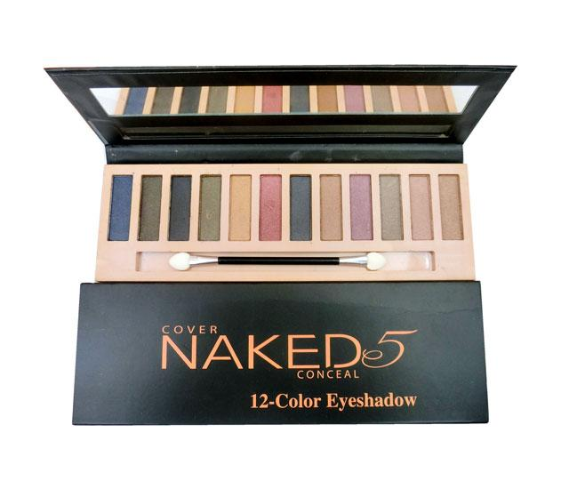 COVER5 CONCEAL 12-COLOR EYESHADOW Philippines