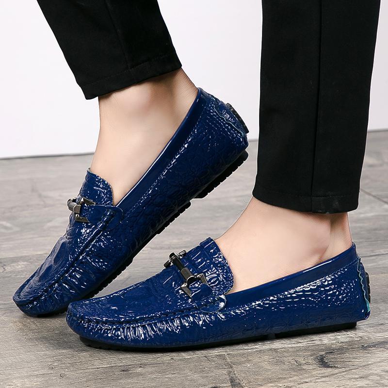 Toursh Korea Pria Sepatu Doug Sepatu Kasual (Biru) ?Free Shipping? - 3