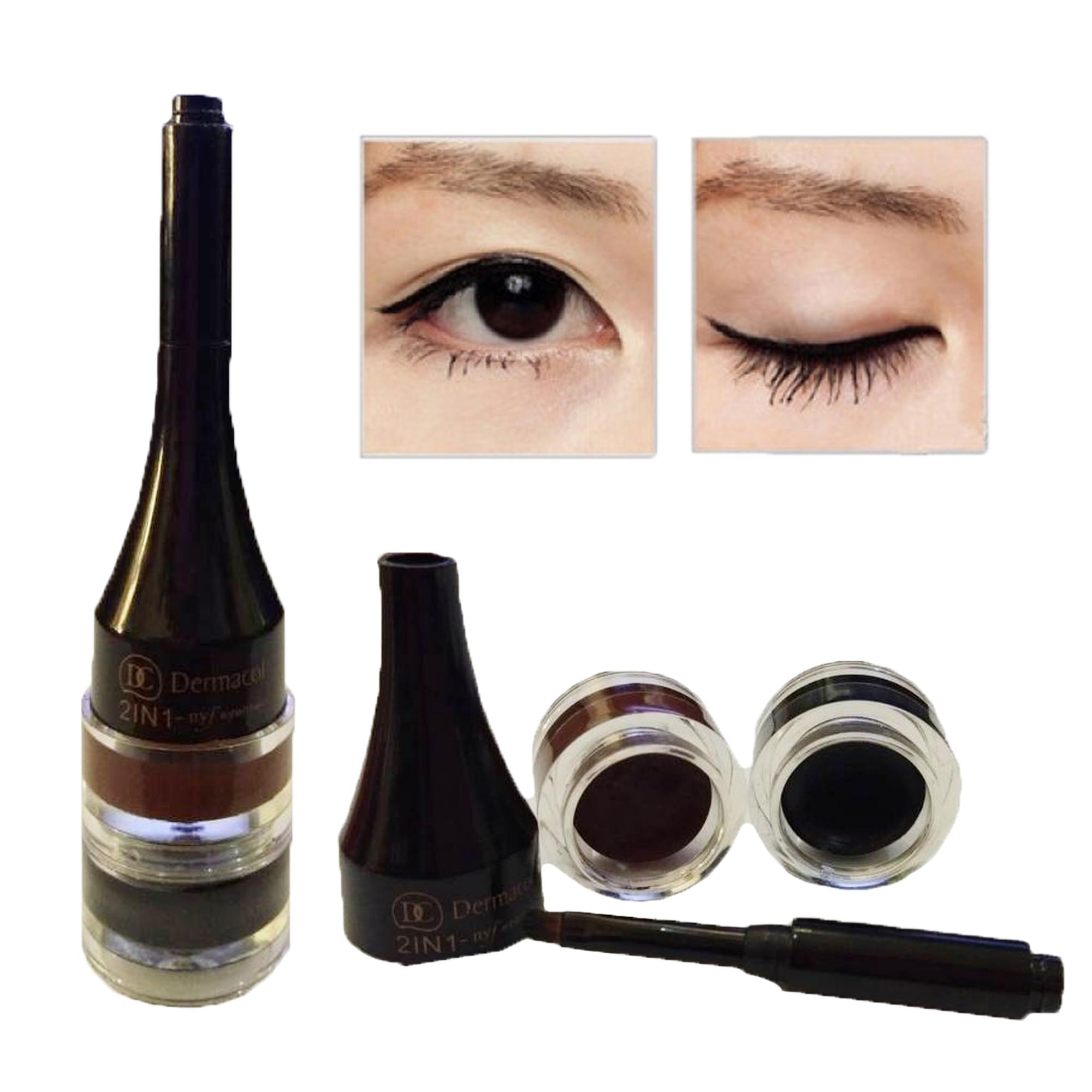 Dermacol 2 in 1 Lasting Drama Gel Eyeliner Philippines