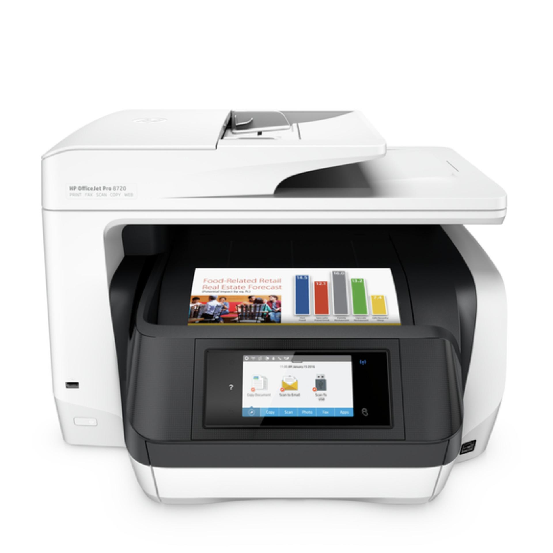 Philippines Best Buy Printers Hp Printer 27 07 2018 685 Black Ink Cartridge Cz121aa Officejet Pro 8720 All In One Print Fax Scan Copy And Wireless