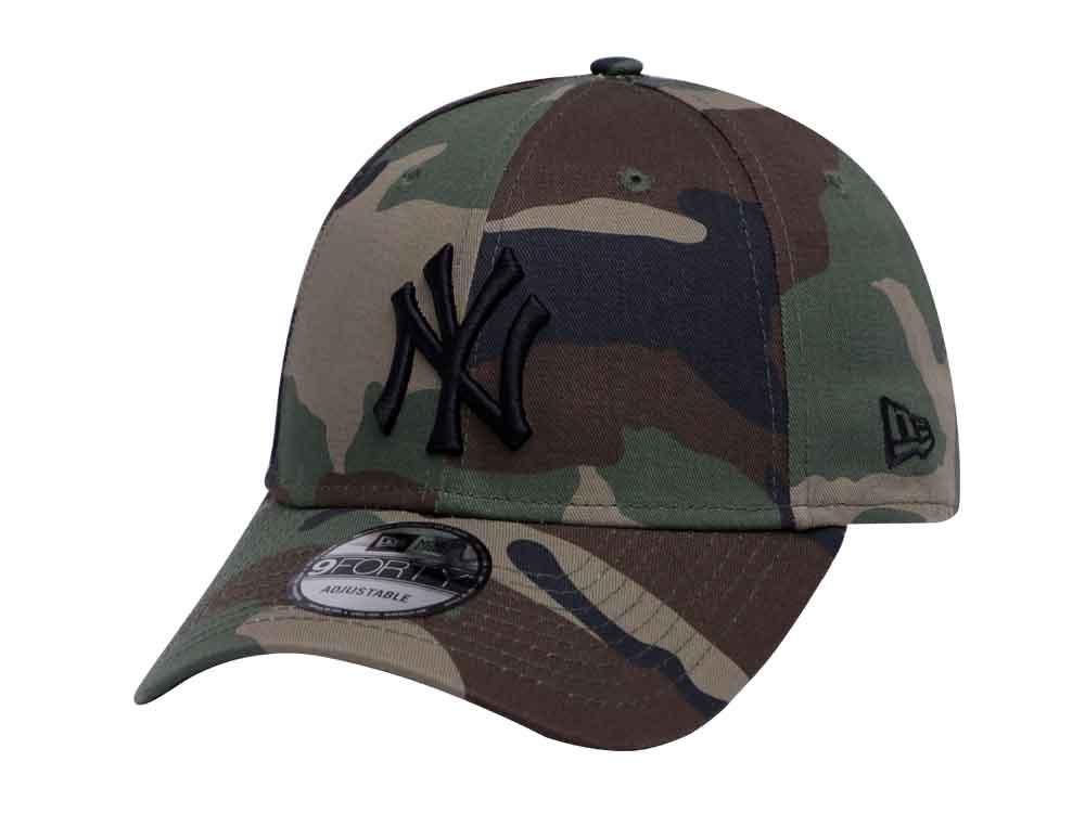 New York Yankees MLB League Essential Camo 9FORTY Cap Philippines dc8636125f2