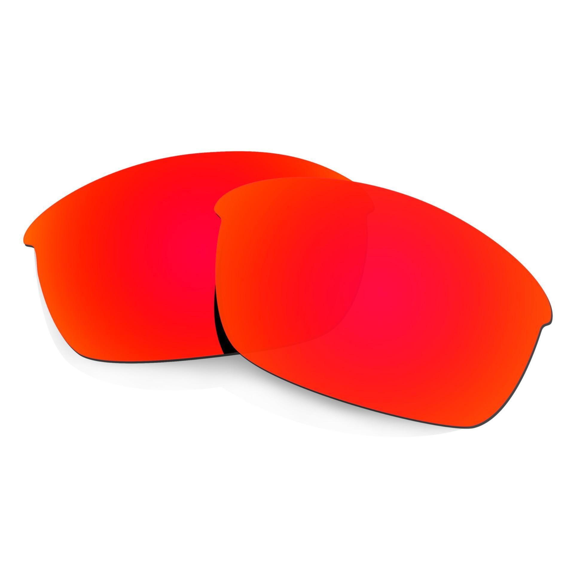 153af8e987a96 HKUCO Mens Polarized Replacement Lenses for Model Flak Jacket Sunglasses  Red Lenses - intl