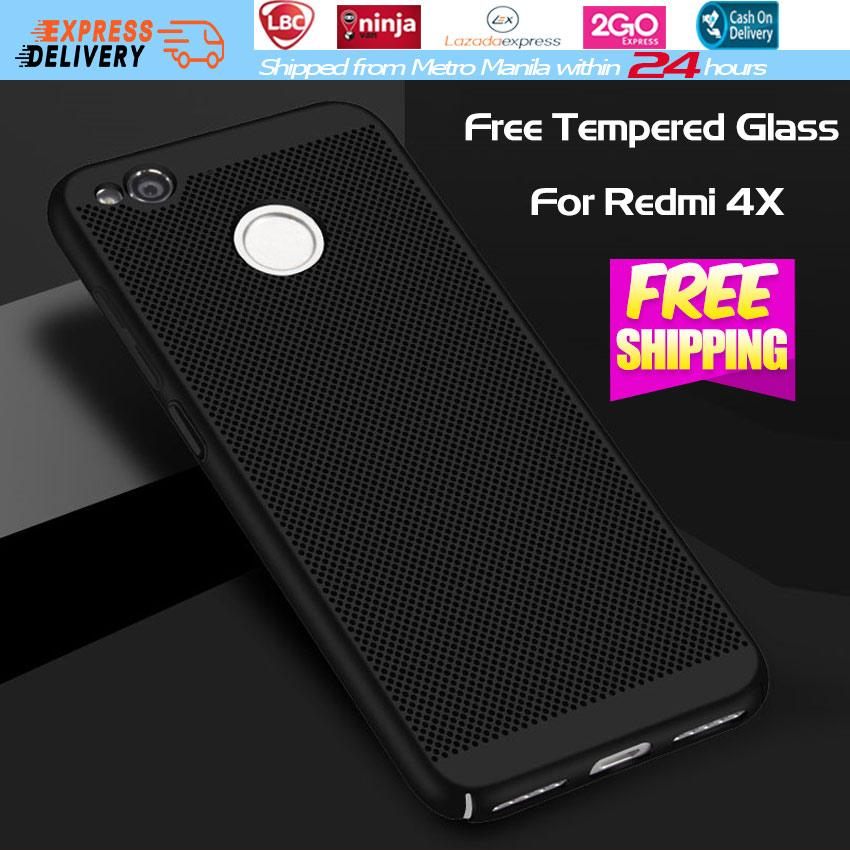 Xiaomi Redmi4x Breathable Phone Cases Redmi 4X Shock-Proof Mobile Phone Cover