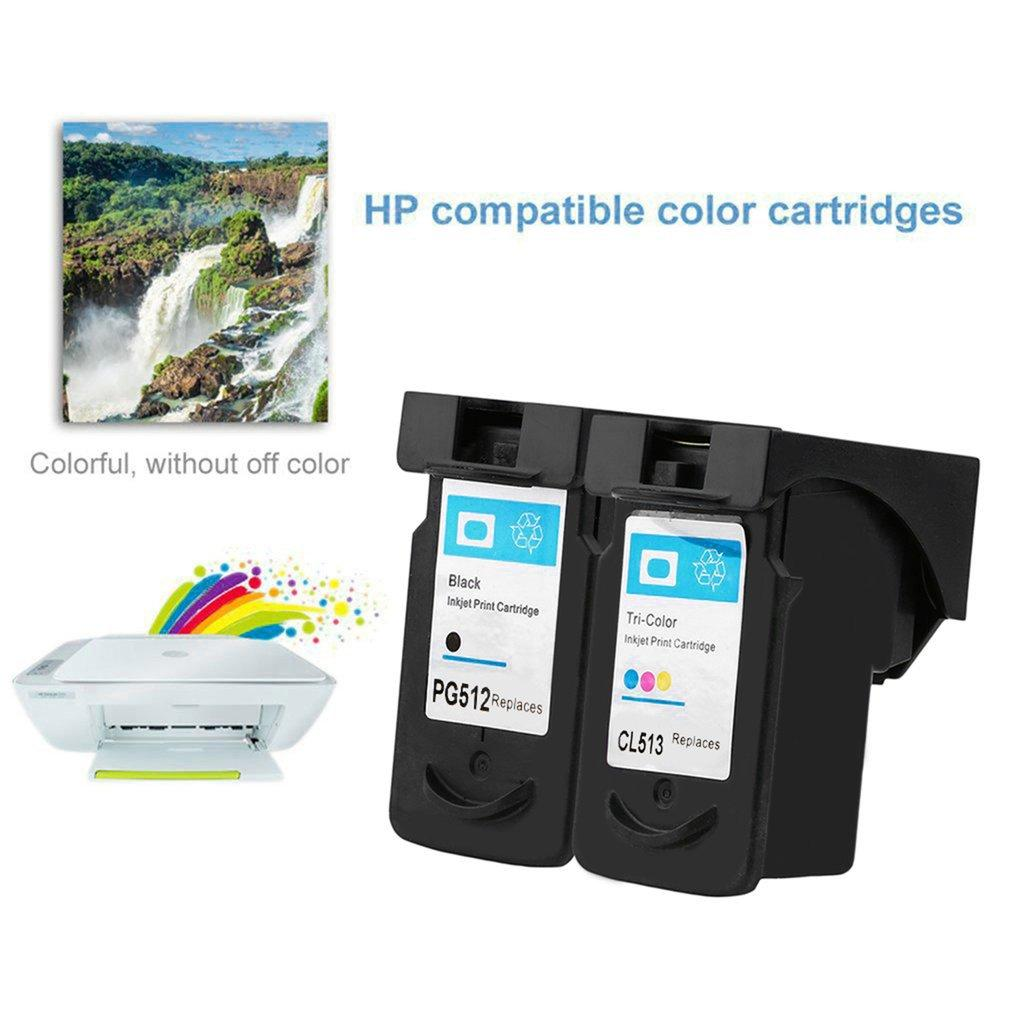 Buy Sell Cheapest Canon 740 Pg Best Quality Product Deals Tinta 830 831 Original Universal Cl 513 Cl513 Pg512 512 Ink Cartridges For