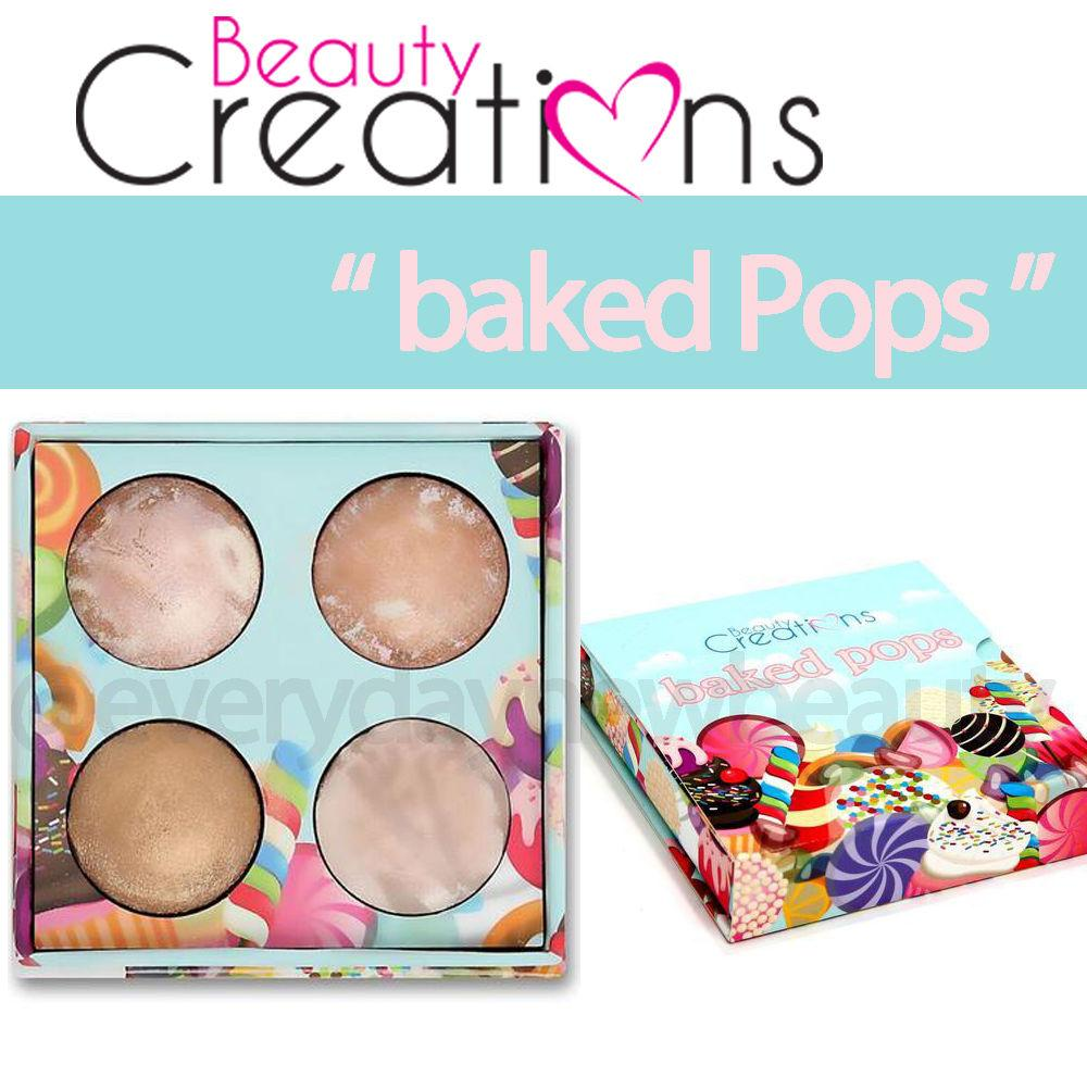 Beauty Creations Baked Pops Highlighter Palette Philippines