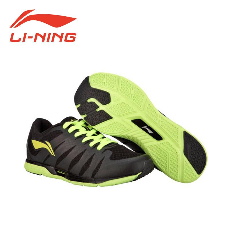 Li Ning Arbj 065 2 Running Shoes Flash M Blk Ylw F111