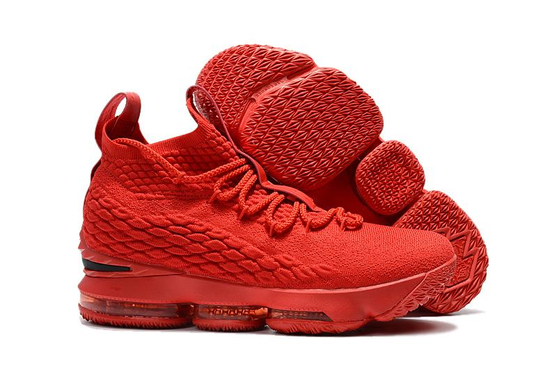 lebron 15 mid top offical sport shoes stephen mens basketball shoe anti slip slip resistant