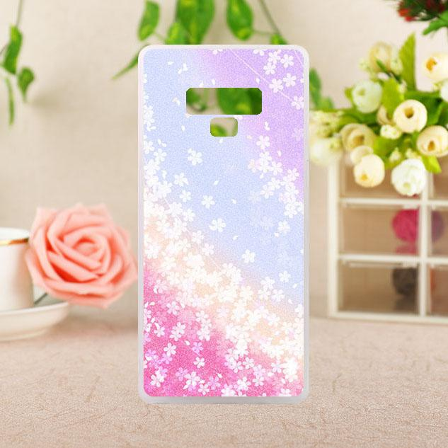 Phone Case for Samsung Galaxy Note 9 6.4 inch Hot Images Cases Silicone Skin Protective Housing Covers DIY Paintd Shell Fexible Rubber Anti-knock Hood