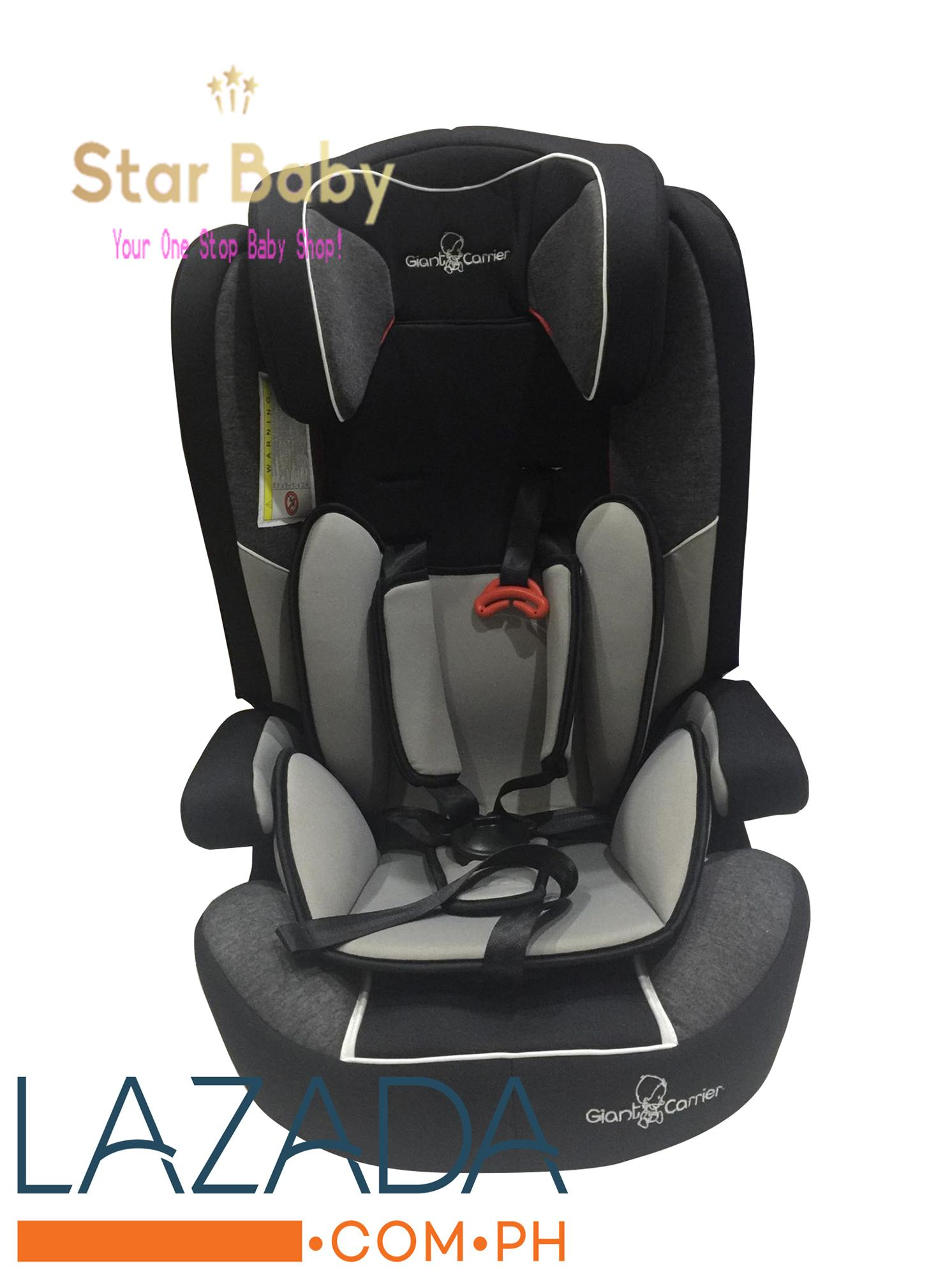 Giant Carrier Ziggy Carseat