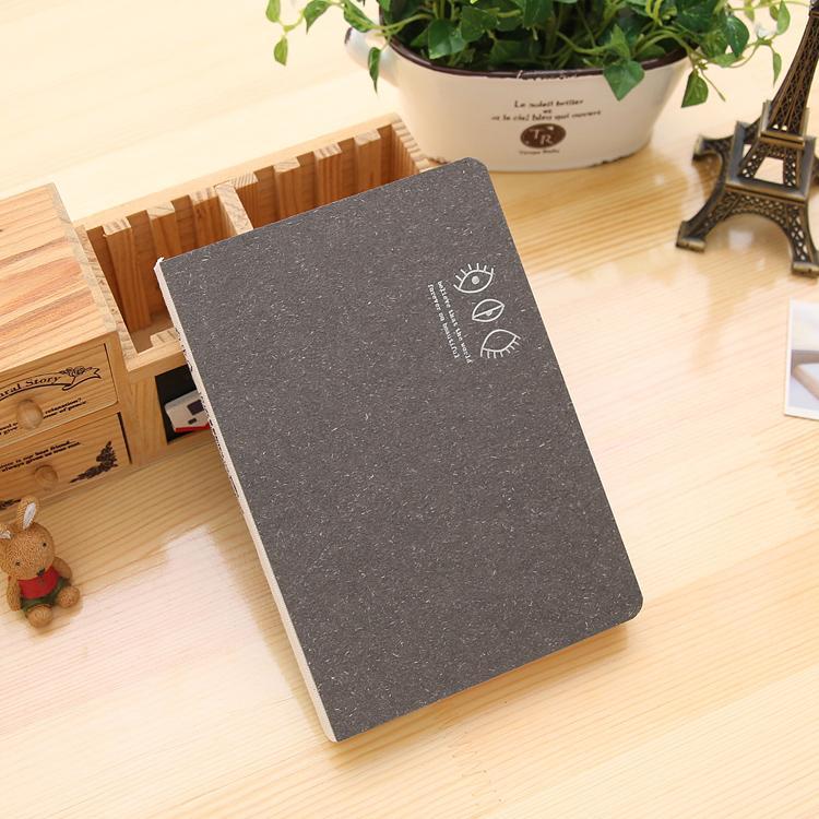 Jin Gu simple doodle notepad blank notebook