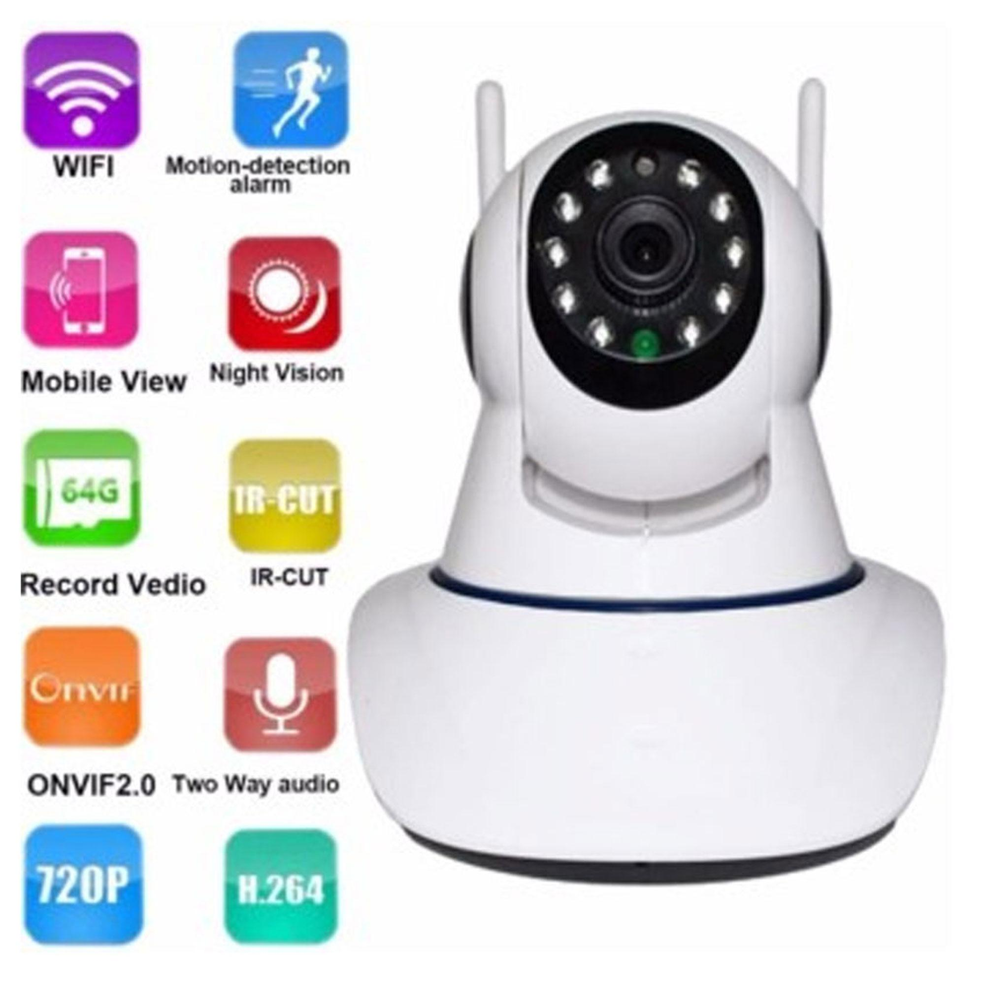 Wnc 01 Ip Cctv Wireless Network Camera Wifi Home Monitor Camera