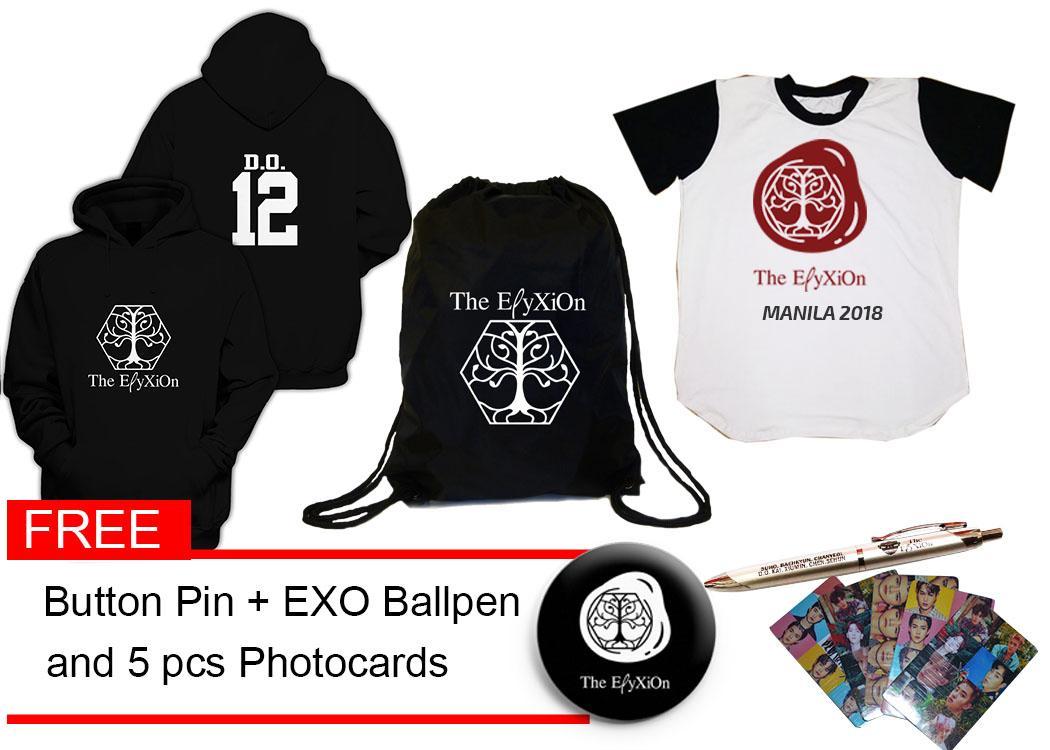 EXO The Elyxion Concert Bundle DO