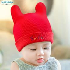 Bayi topi 0-3-6-12 bulan Bayi baru lahir Pria dan wanita