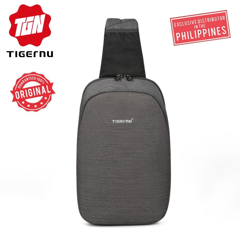 5e60ed07710 Philippines. TigerNu T-S8061 NEW 2018 HOT Anti-Theft Sling Messenger  Crossbody Bag