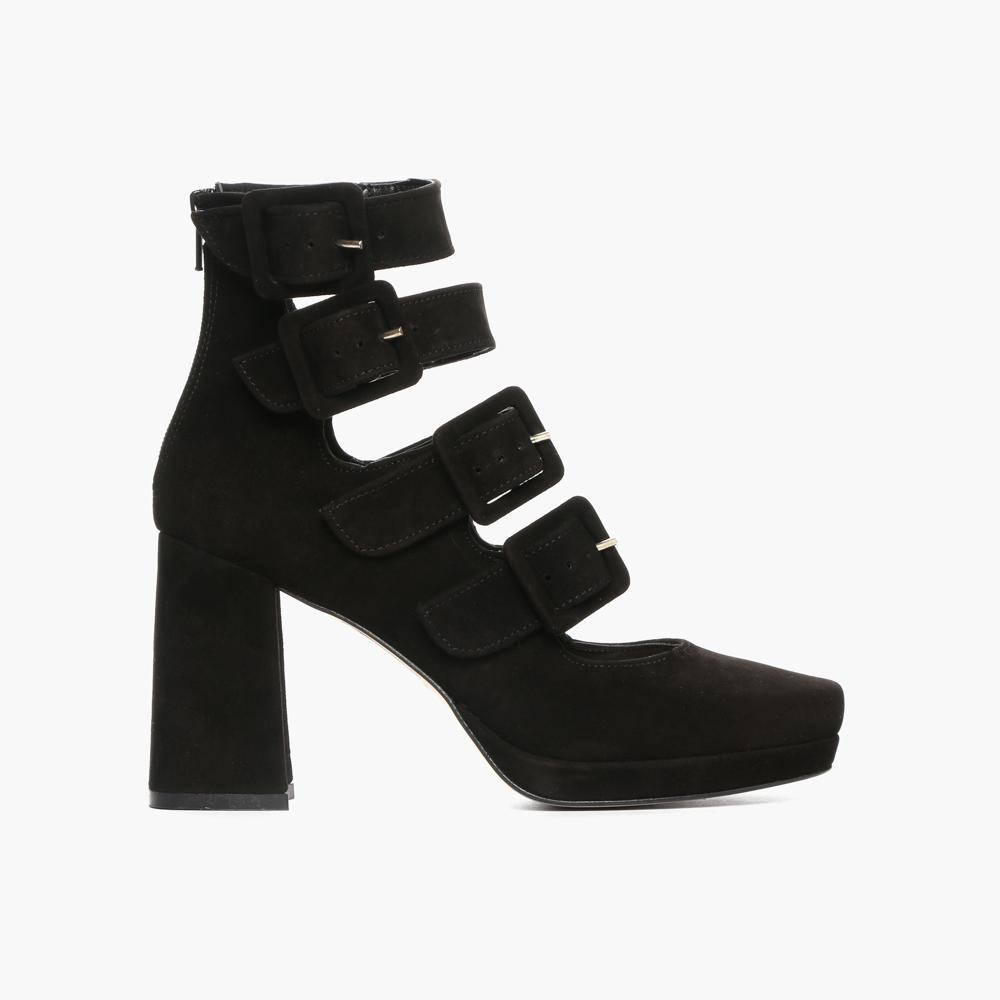 Heel Pumps For Sale Womens Online Brands Prices Reviews Mary Janes Straps Circle Block Pointed Toe Wedges Shoes Black Bata Ladies 723 6984 Jane