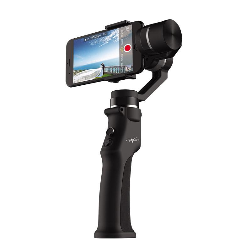 EYEMIND 3-Axis Handheld Smartphone Gimbal Stabilizer VS Zhiyun Smooth Q Model for iPhone X 8Plus 8 7 Android Sports Cameras